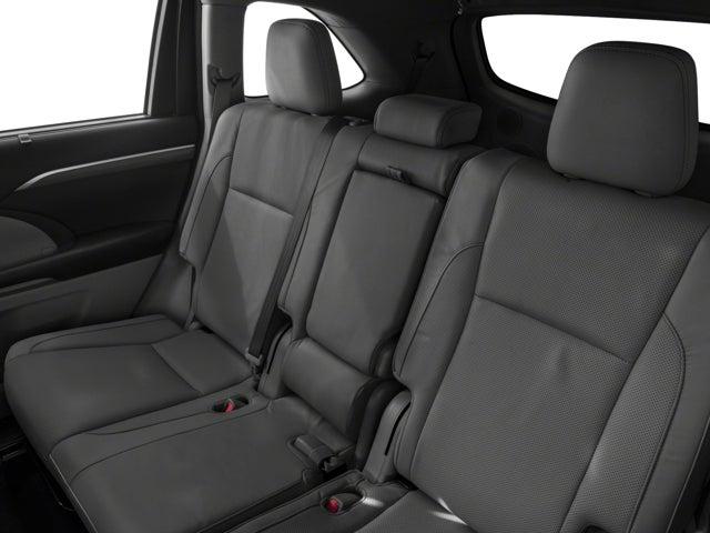 2017 toyota highlander limited platinum v6 awd staunton va serving harrisonburg waynesboro for 2017 toyota highlander le plus interior