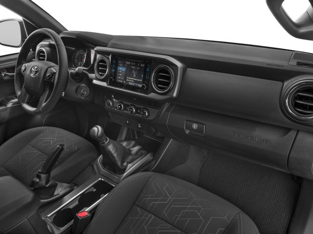 2017 toyota tacoma trd off road double cab 5 39 bed v6 4x4 - Toyota corolla 2017 interior colors ...