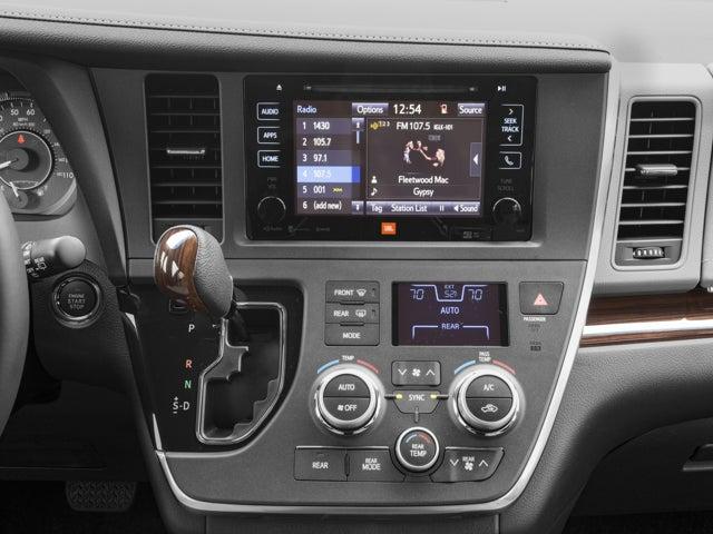 2017 Toyota Sienna Xle Premium Awd 7 Passenger Staunton Va Serving Harrisonburg Waynesboro