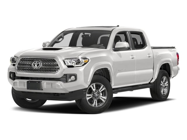 New Staunton 2018 Toyota Ta a TRD Sport Double Cab 5 Bed V6 4x4 AT 3TMCZ5AN1JM132905 on toyota cabin air filter replacement