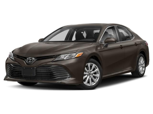 New 2019 Toyota Camry Le For Sale Staunton Mcdonough Toyota