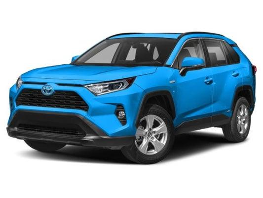 New 2019 Toyota Rav4 Hybrid Xle For Sale Staunton Mcdonough Toyota