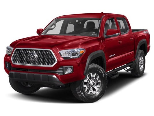 maintenance required toyota tacoma
