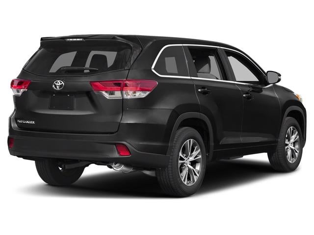2019 toyota highlander limited staunton va serving harrisonburg rh mcdonoughtoyota com X-Cargo Sport 2.0 Manual Sport 20 SV