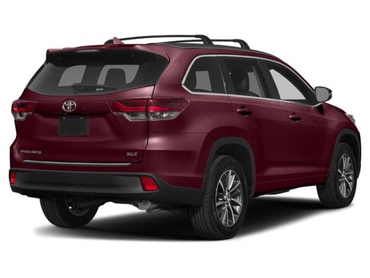 New 2019 Toyota Highlander Xle For Sale Staunton Mcdonough Toyota