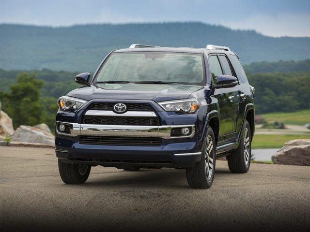 New 2019 Toyota 4runner Limited Nightshade For Sale Staunton