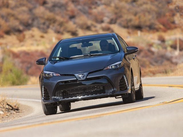 New 2019 Toyota Corolla Se For Sale Staunton Mcdonough Toyota