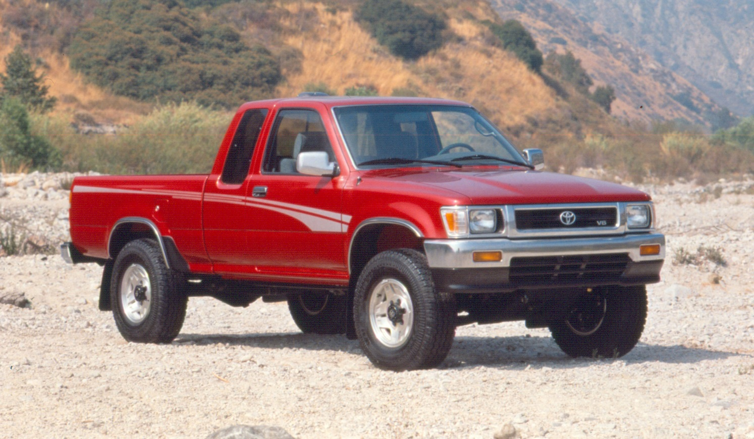 then and now toyota tacoma 1995 toyota tacoma 2016 toyota let 39 s go places mcdonough. Black Bedroom Furniture Sets. Home Design Ideas